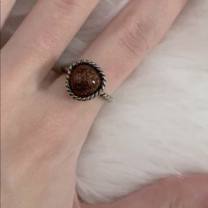 brand new hippie bohemian gold ring